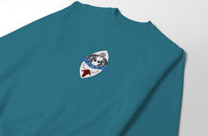 Coat of arms of Botswana Crewneck - Elrayah's