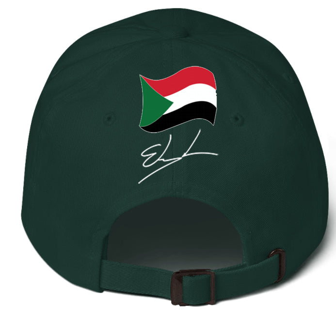 "Custom ""Country Code + Flag"" Hat - Elrayah's"