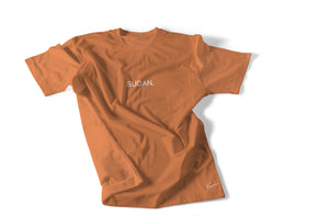 Sudan Text Short Sleeve - Elrayah's