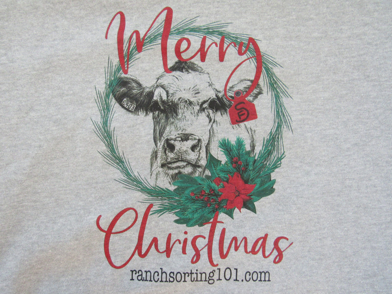 Custom Farm Christmas Shirt