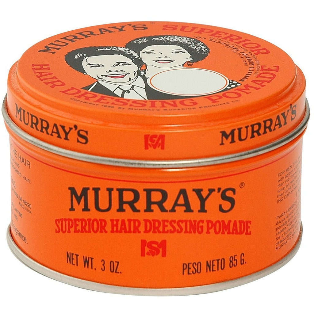 Murrays Superior Hair Dressing Pomade 3 Oz
