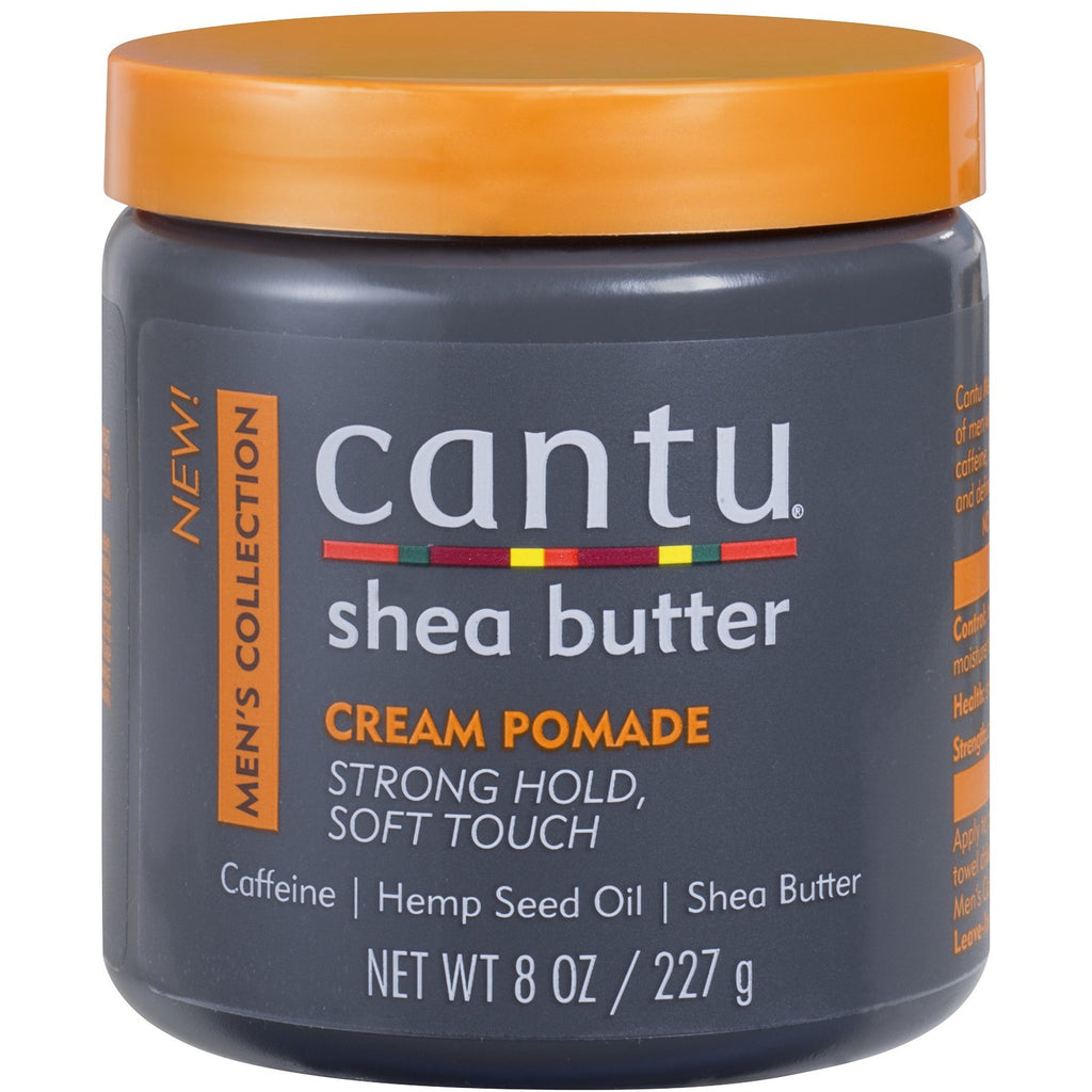 Cantu Men Shea Butter Cream Pomade 8 Oz