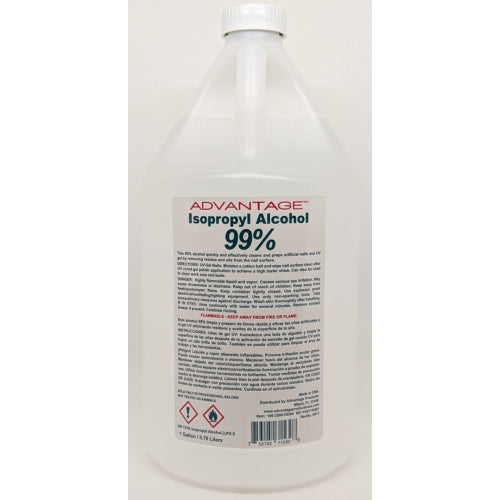 Advantage 99% Isopropyl Alcohol Gallon