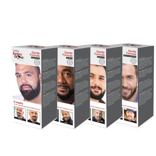 Barbers Choice Beard & Mustache Color