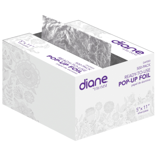 "DIANE Ready to Use Pop-Up Foil 5"" X 11"" 500 Count"
