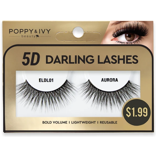 Poppy And Ivy 5D Darling Lashes