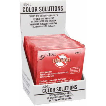 Ardell -COLOR SOLUTIONS- Unred 0.68fl. oz (1 Sachet)