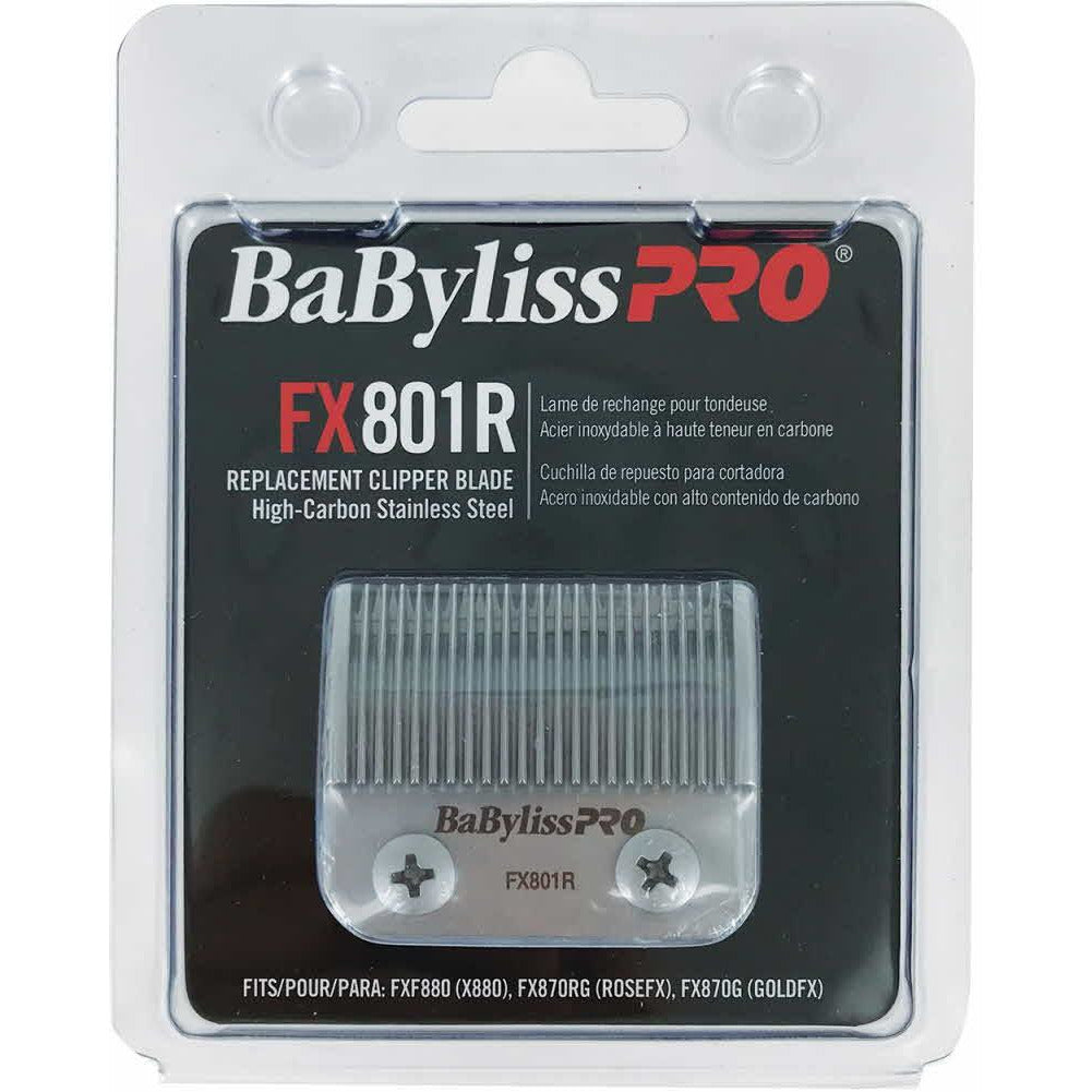 Babylisspro Blade Replacement Fx801R  For Fx880  Fx870G  Fx870Rg