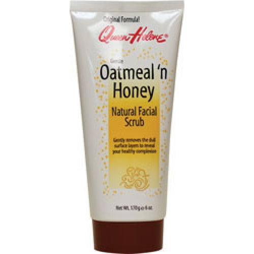 Queen Helene Oatmeal & Honey Facial Scrub 6 Oz