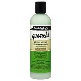 Aunt Jackie's QUENCH Moisture Intensive Leave-In-Conditioner 12 Oz