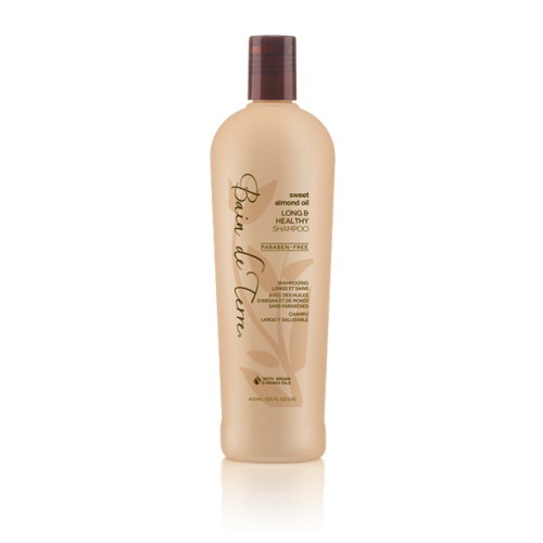 Sweet Almond Oil Long & Healthy Shampoo 13.5 Oz