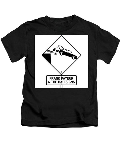 The Bad Signs - Kids T-Shirt