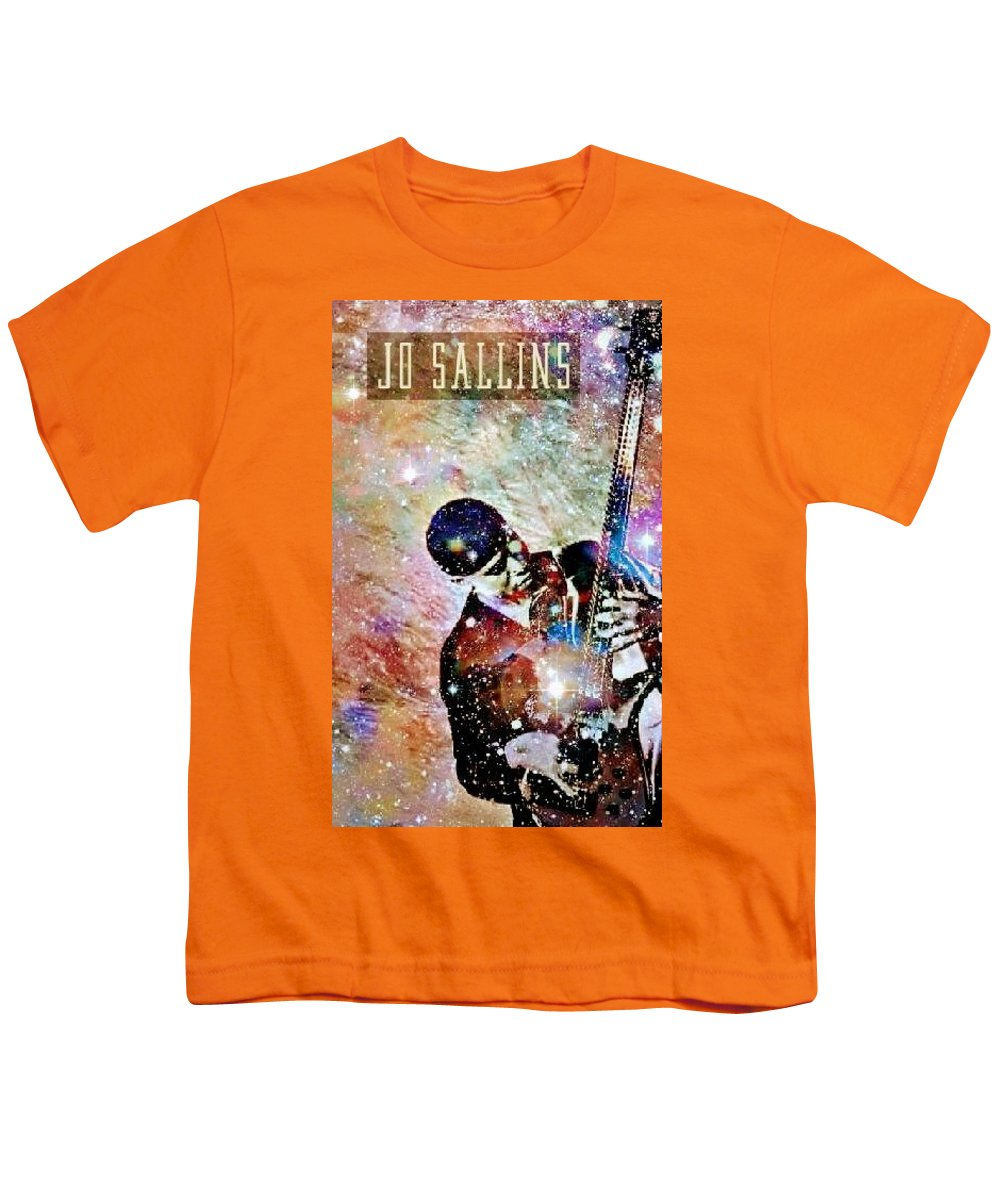 Jo Sallins - Youth T-Shirt