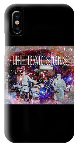 The Bad Signs - Phone Case