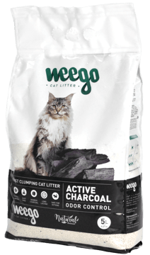 Weego Active Charcoal - Natural Cat Litter -