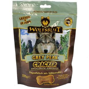 Wolfsblut -  Grey Peak Cracker 225g