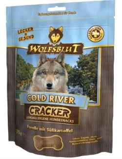Wolfsblut - Cold River Cracker 225g
