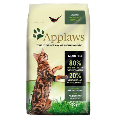 Applaws Adult poulet, agneau pour chat