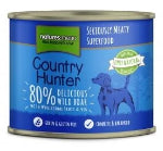 Natures Menu Country Hunter Sanglier 600 g