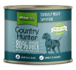 Natures Menu Country Hunter Canard 600 g