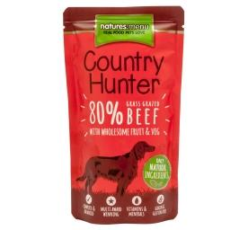 Natures Menu Country Hunter Bœuf de Pâturage 150 g