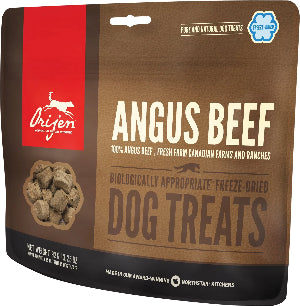 Orijen Dog Treat Angus Beef