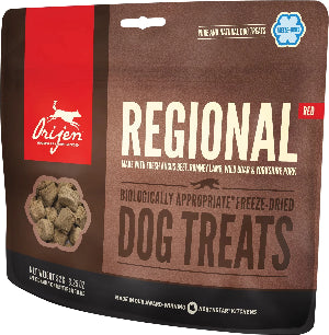 Orijen Dog Treat Regional Red