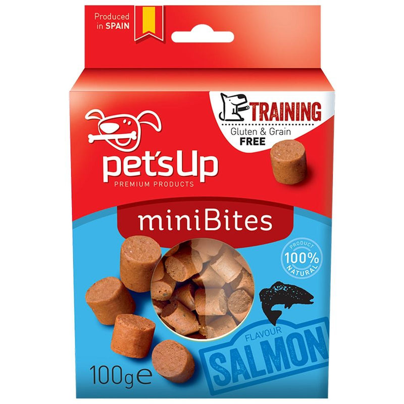 Pet's Up MiniBites Salmon