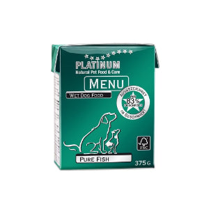 Platinum Menu Pure Fish 375g