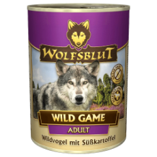 Wolfsblut Wild Game ADULT Nassfutter