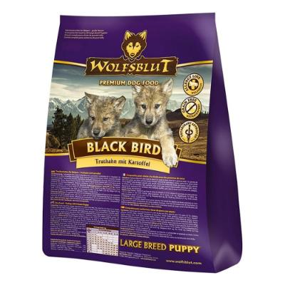 Wolfsblut - Black Bird Puppy Large Breed