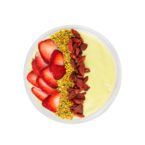 Tropical Smoothie Bowl