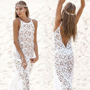LACE BOHO | Beach Dress - Sadie Cole