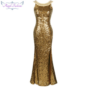 GATSBYS' GOLD | Evening Dress - Sadie Cole