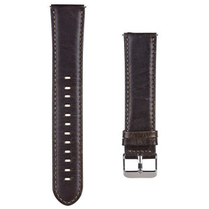 22mm Genuine Leather for Samsung Gear S3 Watch - Sadie Cole