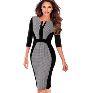 SLEEK | Work Dress - Sadie Cole