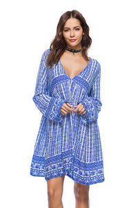 Chic Boho Beach Dress - Sadie Cole