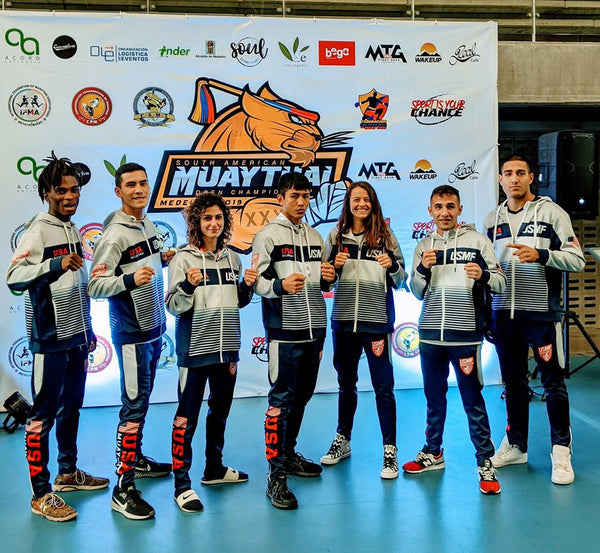 The USMF South American Championship 2019 team