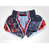 Carbon Steel Muay Thai Shorts