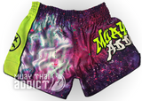 King Assassin Shorts - Green