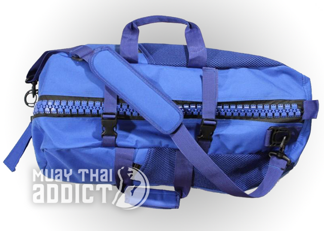 BLUE Muay Thai Addict Gym Bag