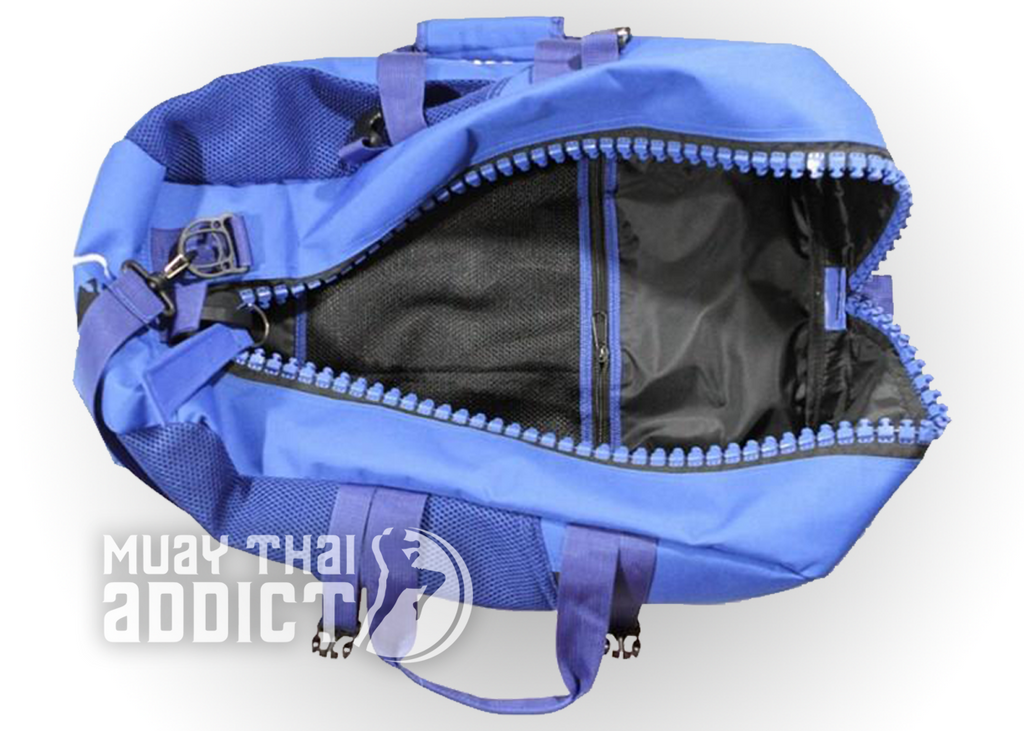 Blue MTA Gym Bag