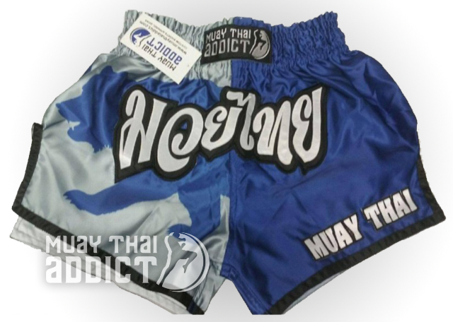 Bay Area Challenge Official Muay Thai Shorts