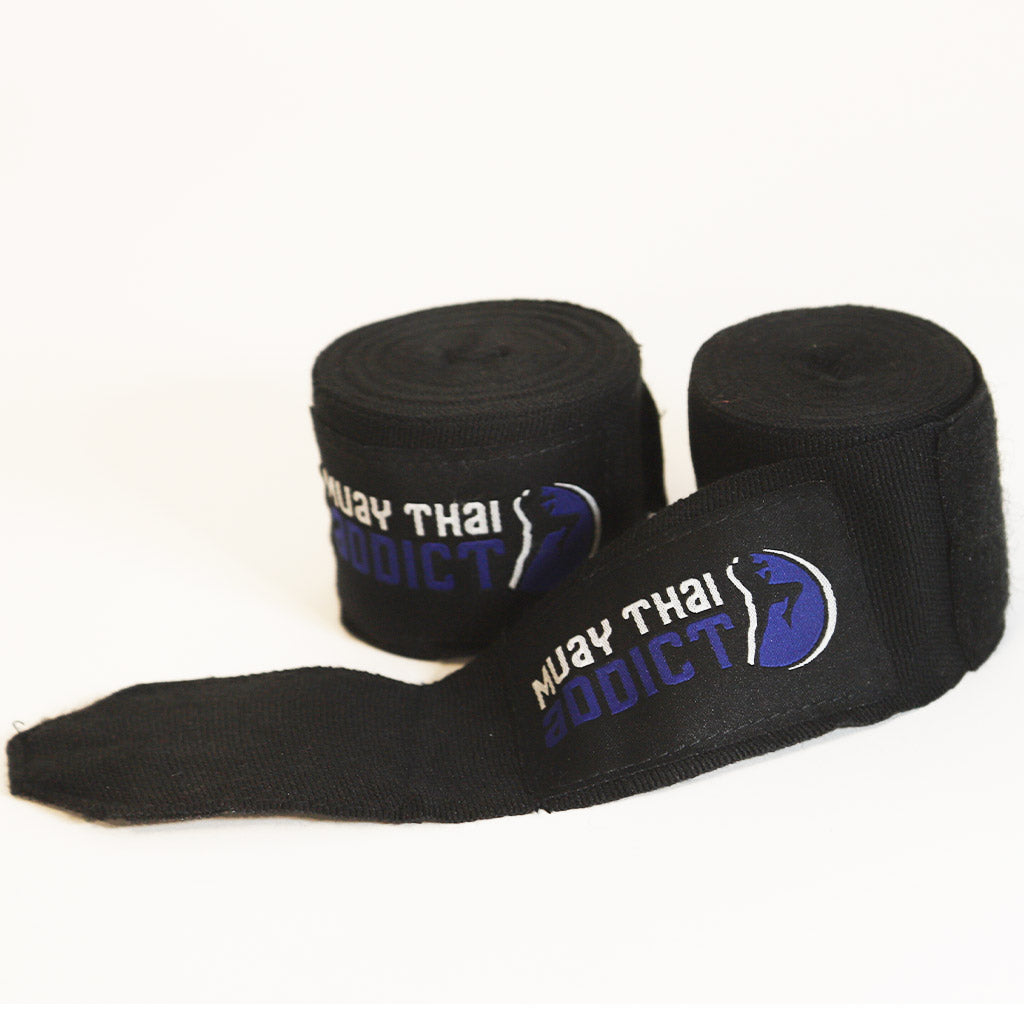 Black MTA Hand wraps