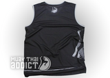 Black and Gray MTA Jersey