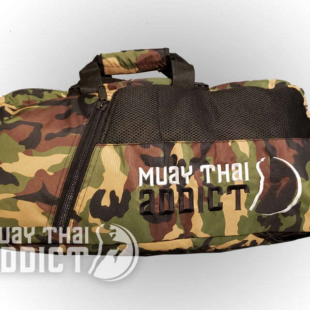 Camo MTA Gym Bag