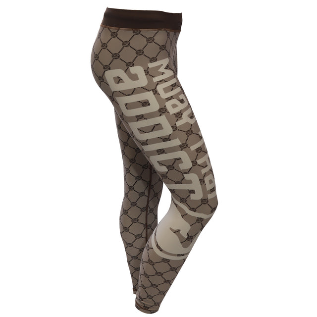 MTA Compression Spats - Beige