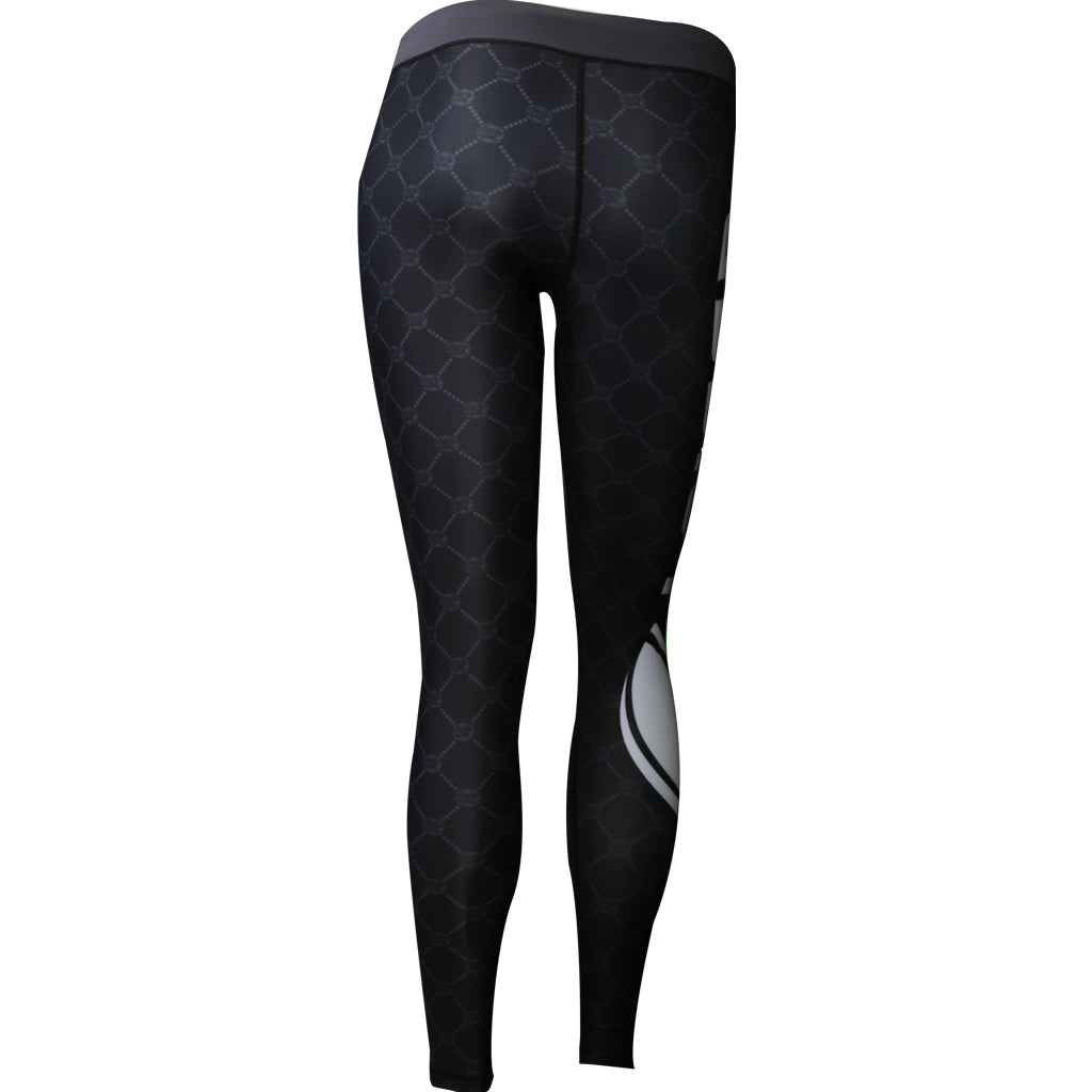MTA Compression Spats - Black