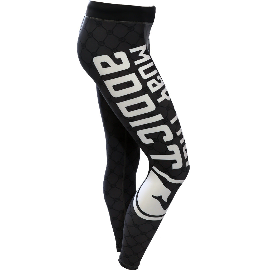 MTA Compression Spats - Grey