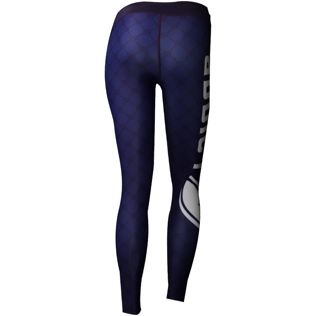 MTA Compression Spats - Purple